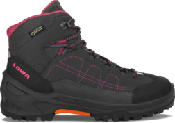 Lowa Approach GTX mid jr Anthr/Berry Wandelschoen